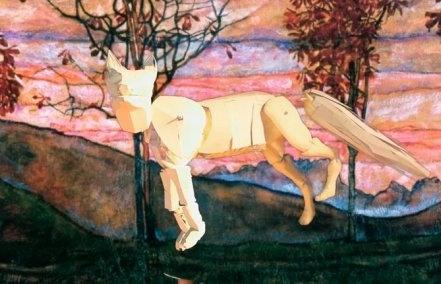 Francouzské turné Příhod lišky Bytroušky