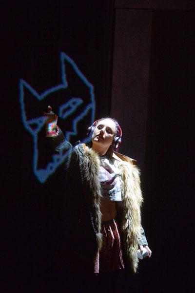 Frankfurt: Příhody lišky Bystroušky