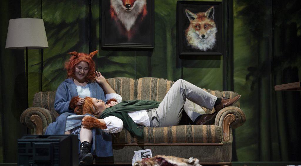 Cáchy: Příhody lišky Bystroušky