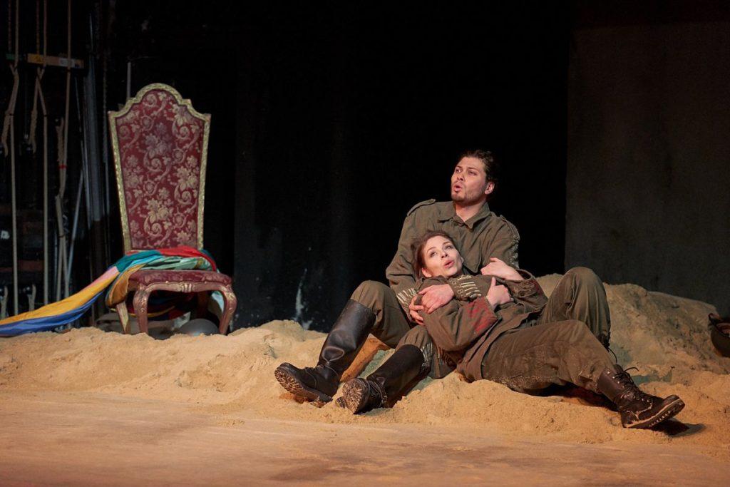 Divadlo na Vídeňce: Císař Atlantidy