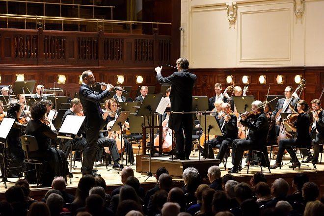 Jiří Gemrot: Koncert pro hoboj aorchestr (světová premiéra)