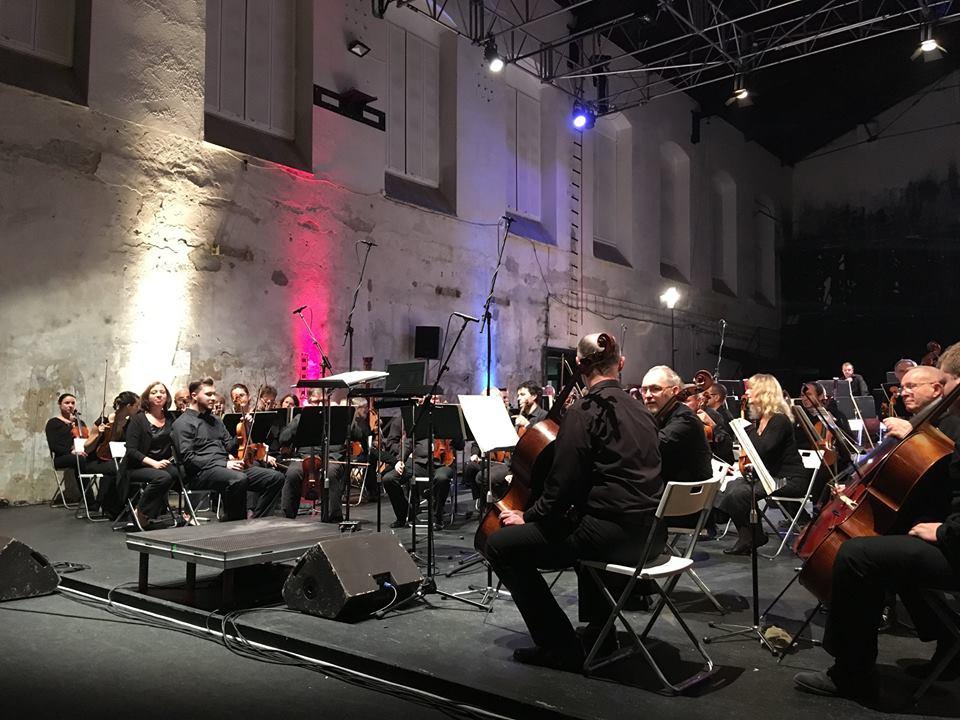 Michal Nejtek: Die Schattenjahre, Tři paralelní písně pro soprán aorchestr (světová premiéra)