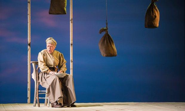 Longborough Festival Opera: Její pastorkyňa