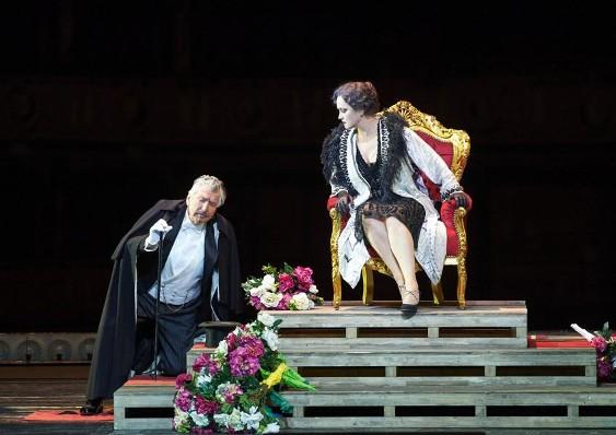 Vídeňská státní opera: Věc Makropulos