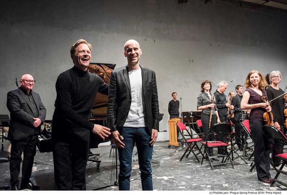 Luboš Mrkvička: For Large Ensemble, Part D (světová premiéra)
