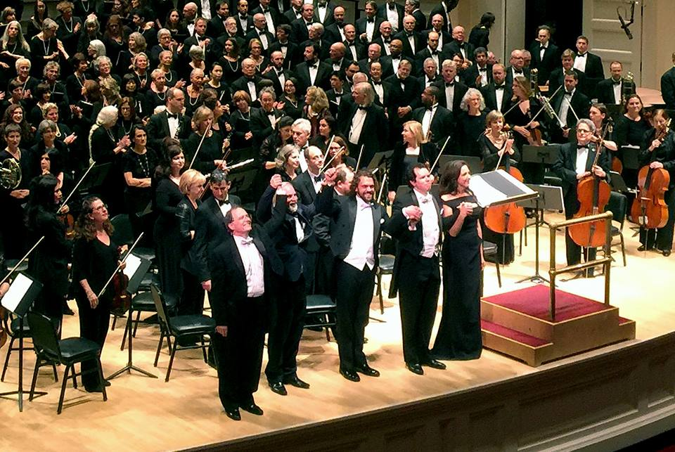 Requiem Juraje Filase vCarnegie Hall