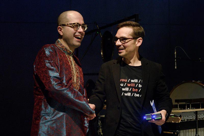Miroslav Srnka: Triggering (světová premiéra)