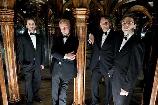 Zemlinského kvarteto ve Velké Británii