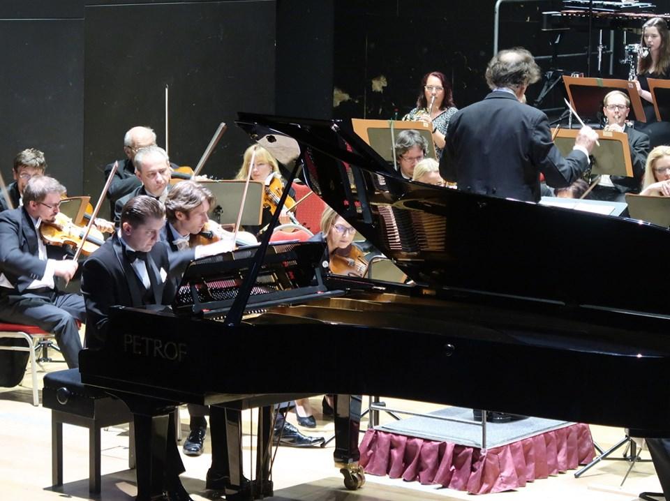Jan Kučera: Koncert pro klavír aorchestr (světová premiéra)