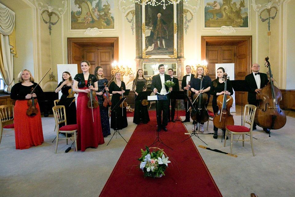 Petr Koronthály: Suita pro smyčcový orchestr (světová premiéra)
