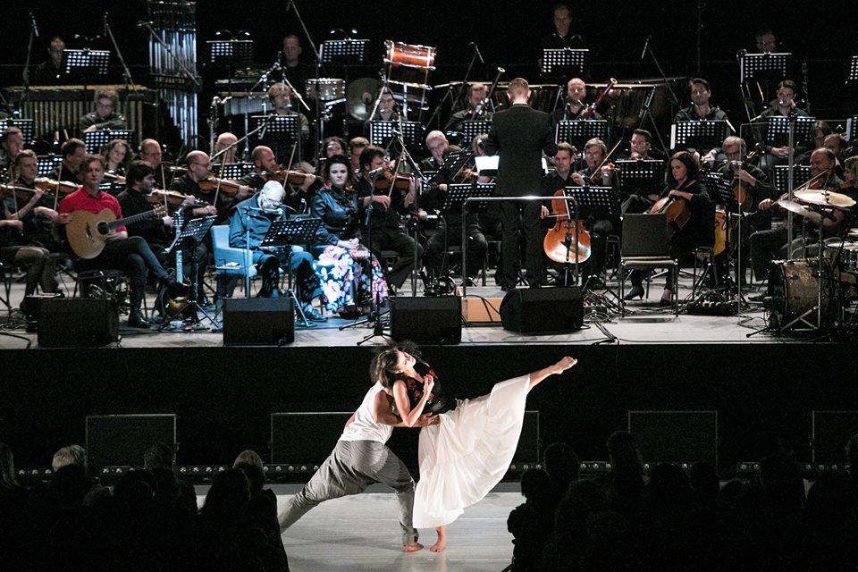 Radůza: Anita Garibaldi (world premiere)