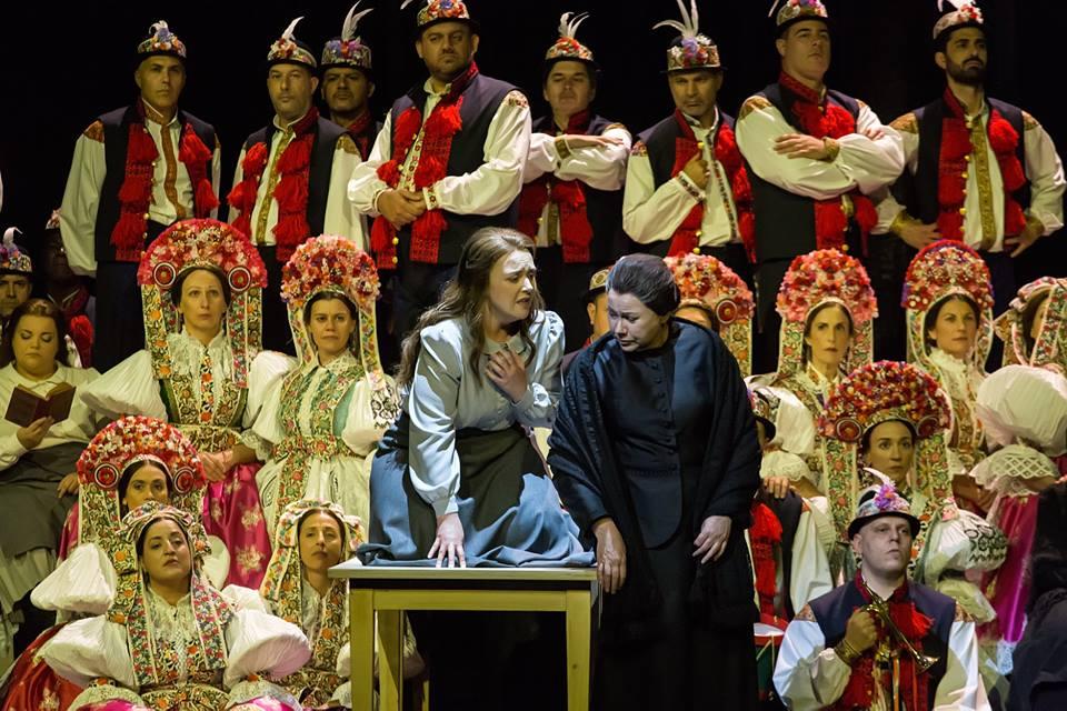Leoš Janáček: Jenůfa (Greek premiere)