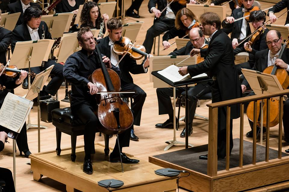 Boston Symphony Orchestra: three concerts of the music by Bedřich Smetana, Antonín Dvořák and Bohuslav Martinů