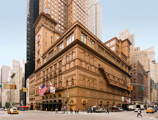 Carnegie Hall: the American premiere of 'Juliette'