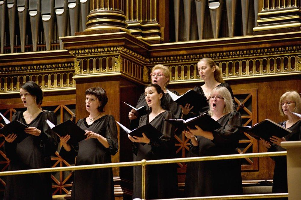 """Pavel Zemek Novák: Symphony no. 6  """"Praise Creation"""""""