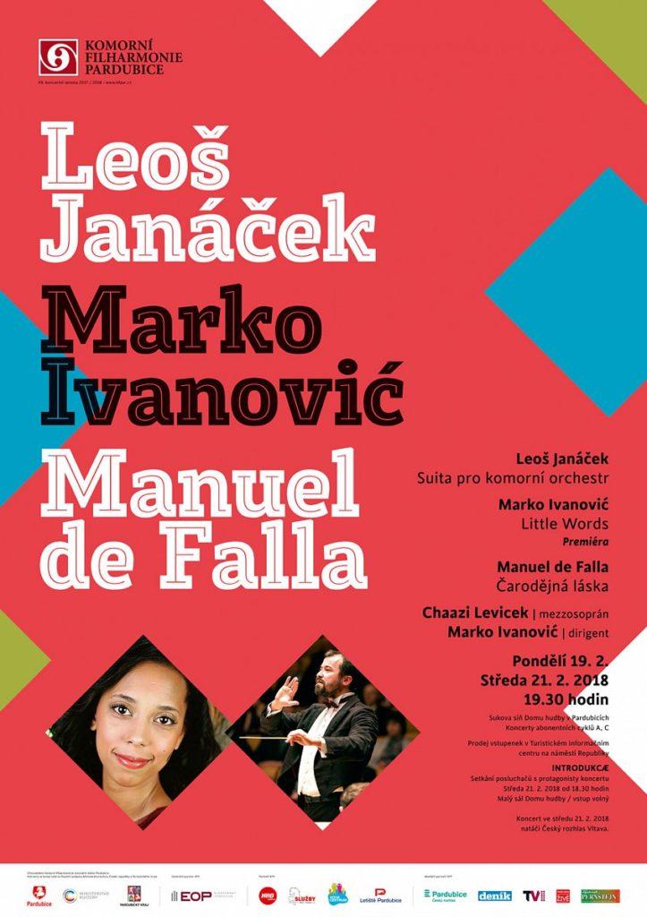 Marko Ivanović: Little Words (world premiere)