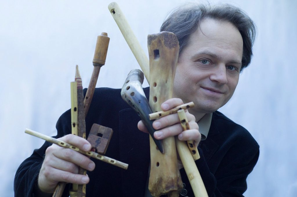 Kryštof Mařatka: Fables pastorales (world premiere)