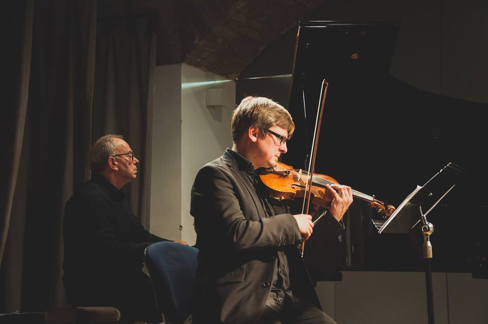 MoEns ensemble: premieres of pieces by Marek Kopelent, Hanuš Bartoň, Michal Nejtek and Kamil Doležal