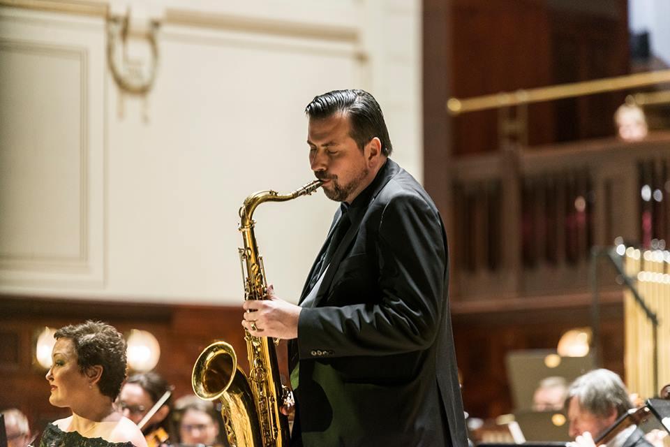 Karel Růžička: Celebration Jazz Mass (world premiere of an orchestral version)