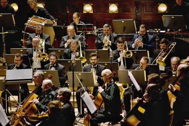 Prague Radio Symphony Orchestra: premieres of works by Jan Kučera and Ondřej Brousek