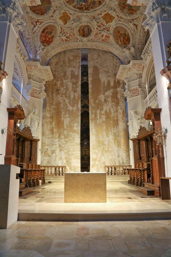 Speinshart, Germany. Michal Rataj: Missa Abstracta