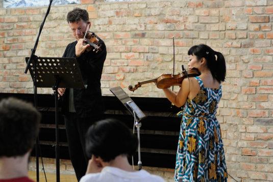 Ostrava days: premieres of pieces by Petr Cígler, Petr Bakla and Michal Rataj