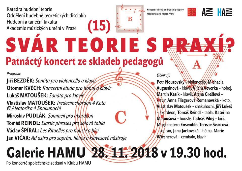Jan Vičar: De astris somniamus (world premiere)