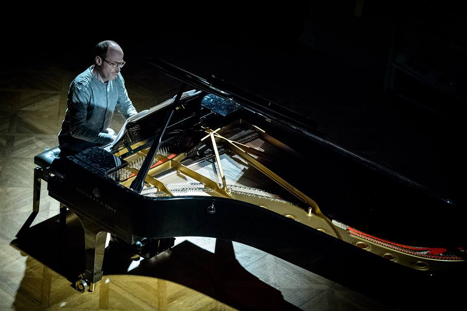 Petr Bakla: First Movement and Variations (world premiere)