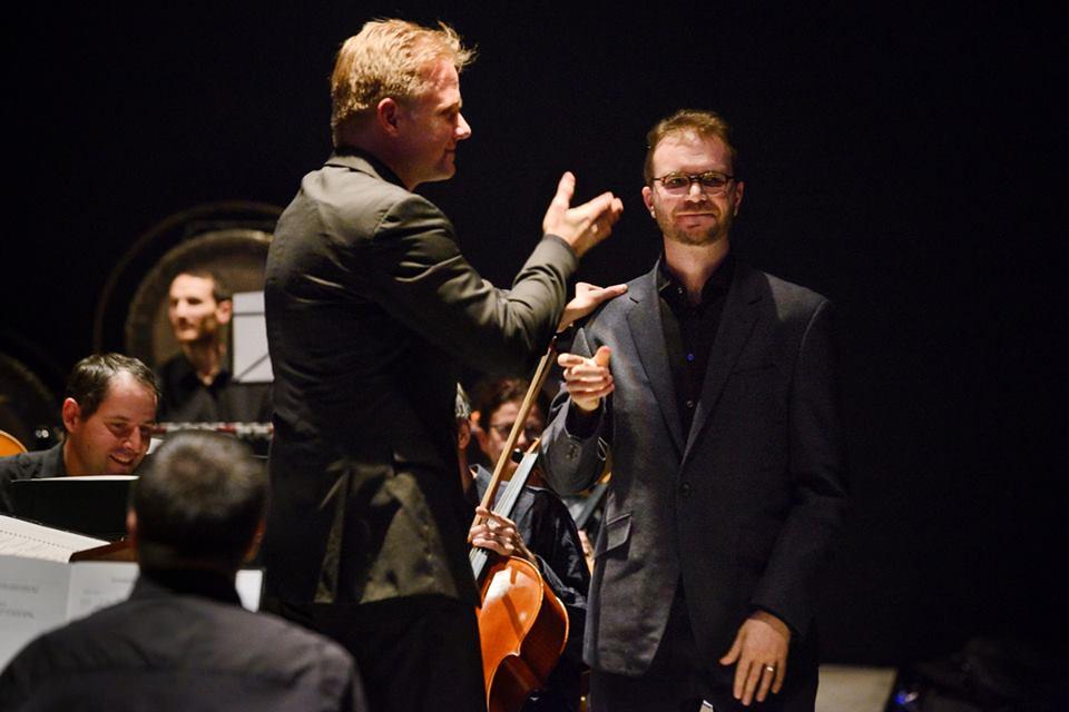 Jan Trojan: 3107 Miles of Proximity (world premiere at Contempuls festival)