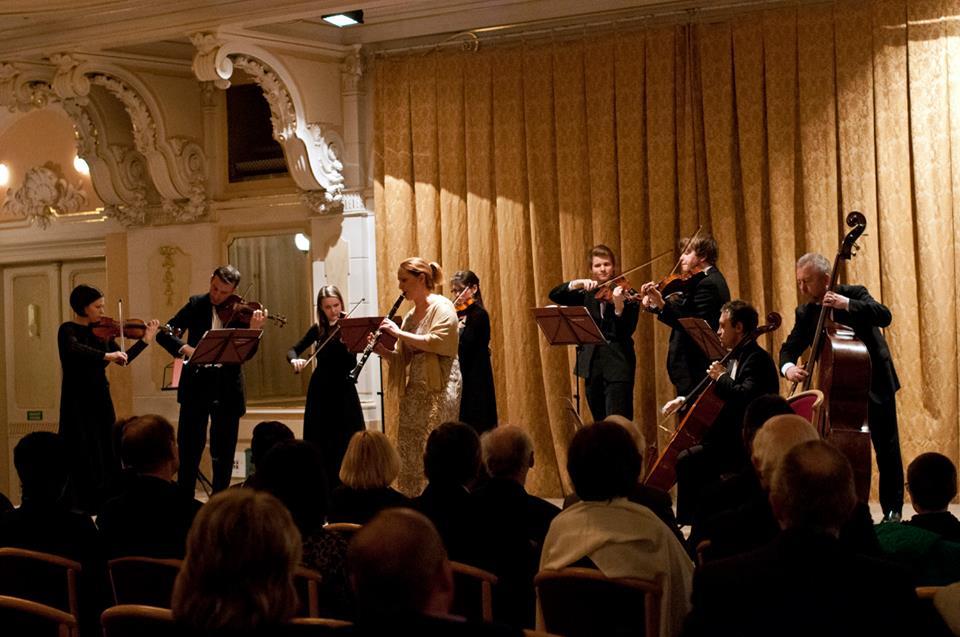 Emil Viklický: Clarinet Concerto in D major (world premiere)