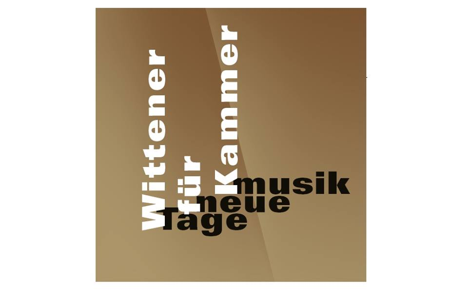 Wittener Tage für Neue Kammermusik: new pieces by Martin Smolka and Ondřej Adámek
