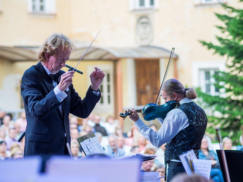 Lukáš Sommer: Concerto Moravian (světová premiéra)