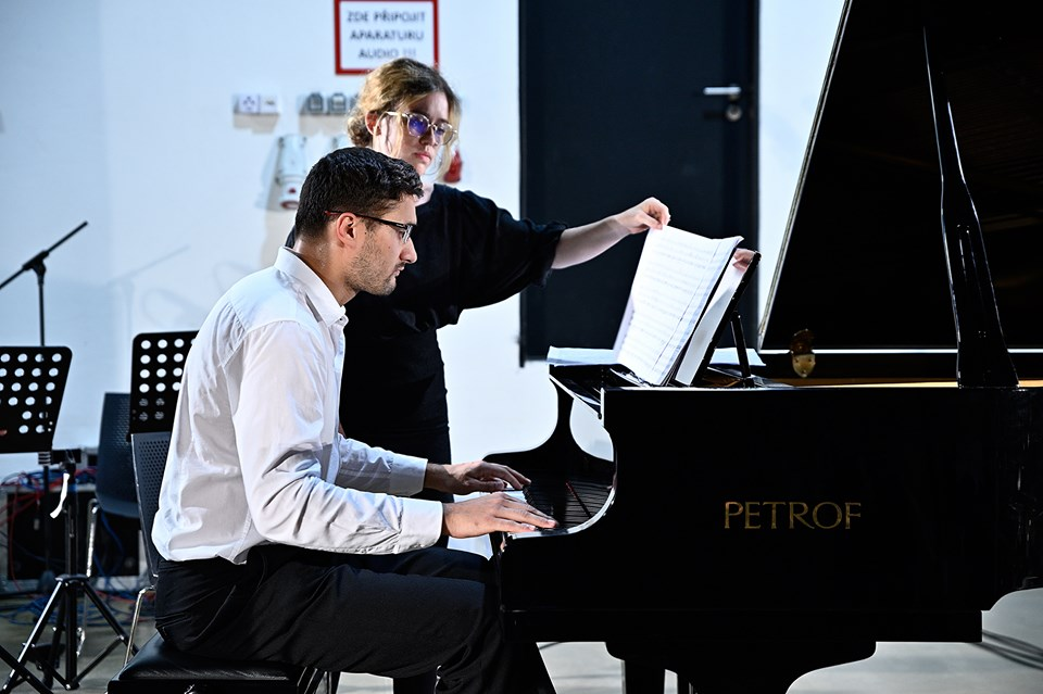 Petr Bakla: No. 4 (world premiere)