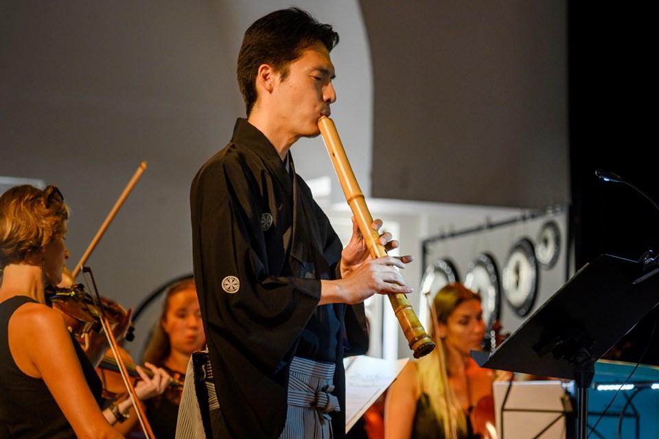 Jan Rösner: For Shakuhachi and String Orchestra (světová premiéra)