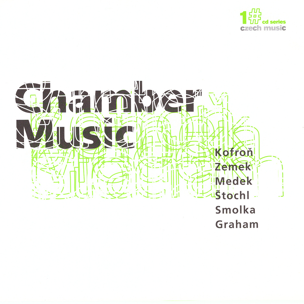 Chamber Music – Czech Music Series 1