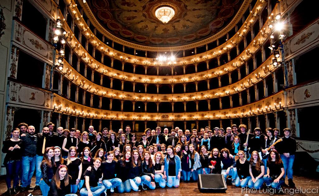 Giovani in Crescendo – soutěž, květen 2020