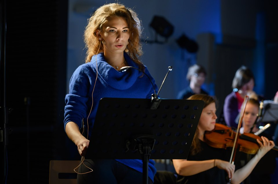BERG Orchestra: premieres of pieces by Martin Kux and Roman Zabelov