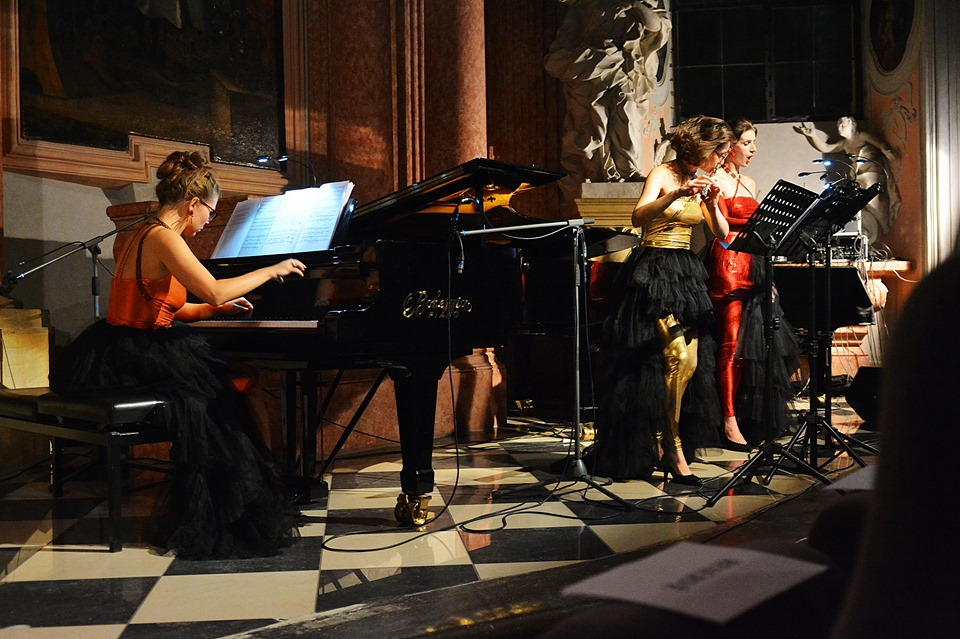 MusicOlomouc: new pieces by Ivo Medek and Vít Zouhar