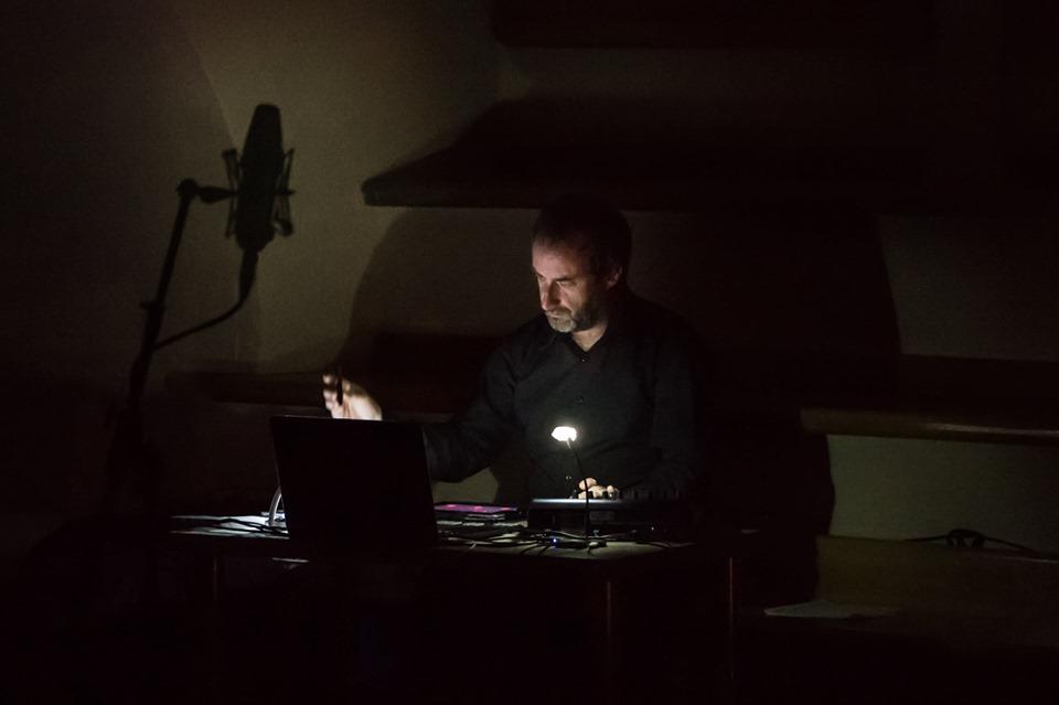 Michal Rataj: sound interventions at the Archaion Kallos festival