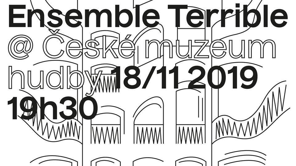 Ensemble Terrible: nové skladby Michala Nejtka, Petra Hory aHanuše Bartoně