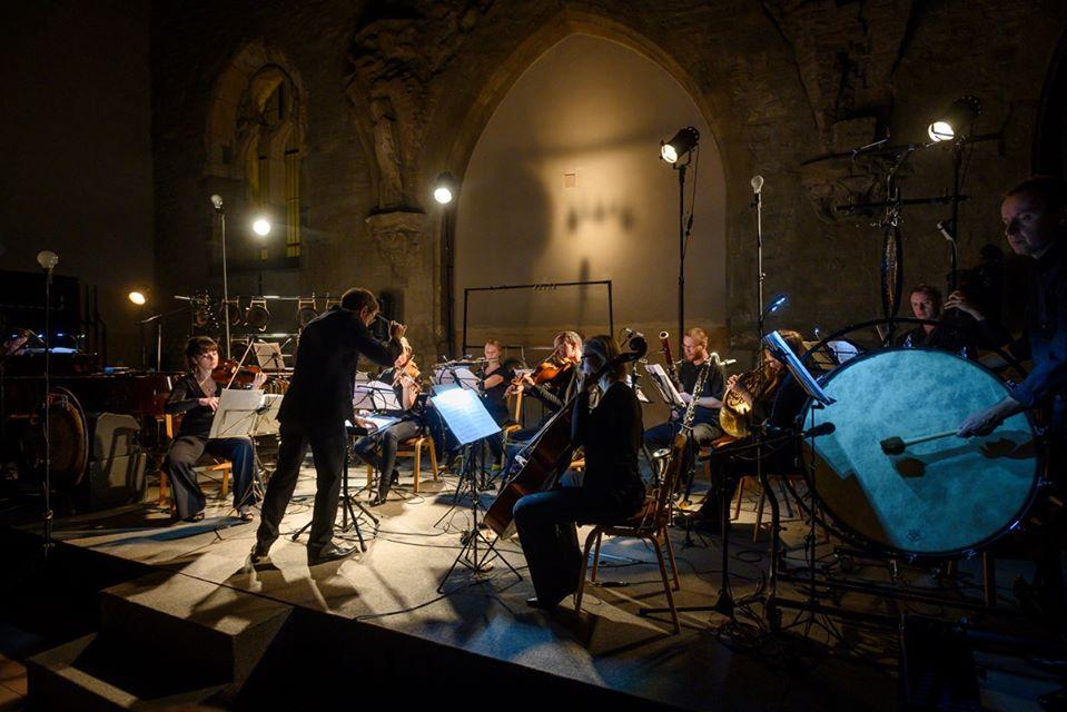 Ian Mikyska: Motionless (Malá Strana Silences) – world premiere