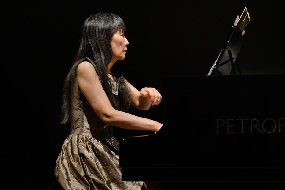Luboš Mrkvička: For Piano, Part K(world premiere)