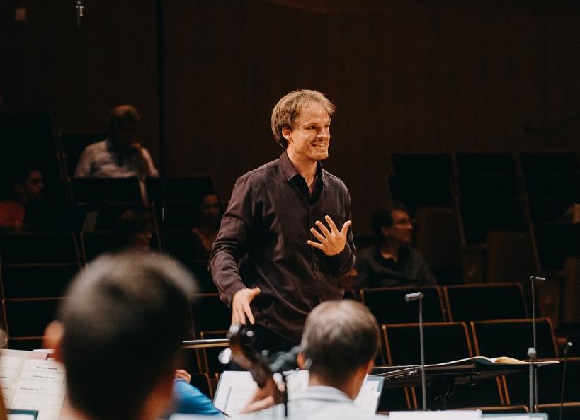Miroslav Srnka: nová skladba na dirigentské soutěži Gustava Mahlera vBamberku