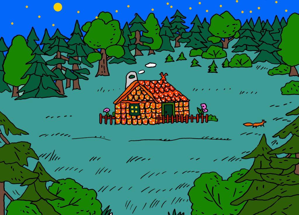 Jan Kučera: Gingerbread House (world premiere)
