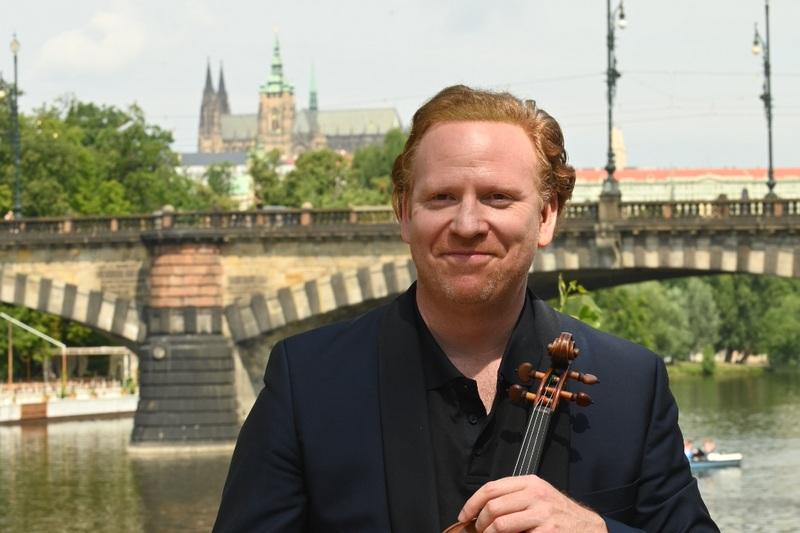 Jiří Slavík: Moldau on Moldau (world premiere)