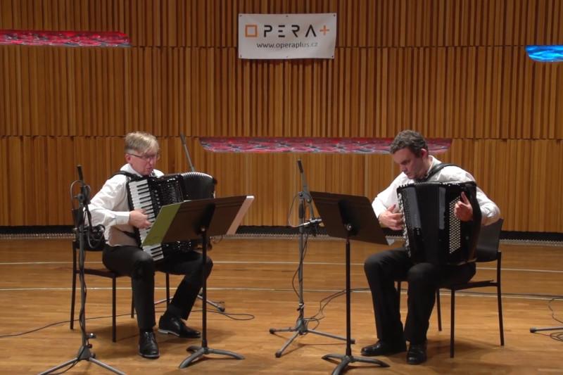 Pavel Trojan: Duo Concertante (world premiere)