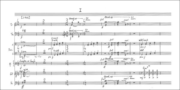 Nové partitury vMusicbase