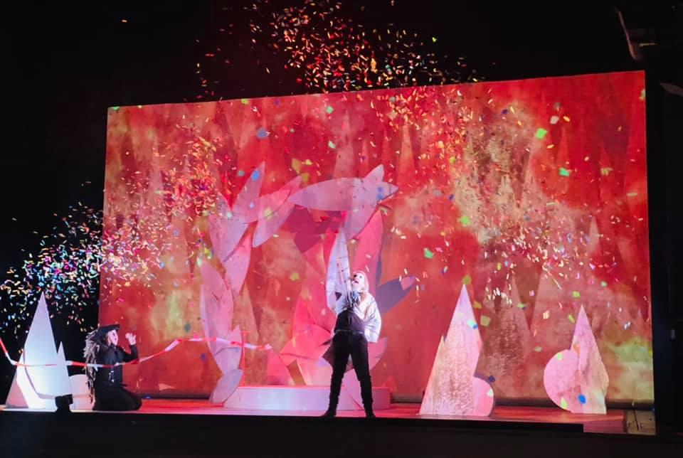 "Opera ""Jakub Flügelbunt"" Miroslava Srnky na festivalu Acht Brücken"